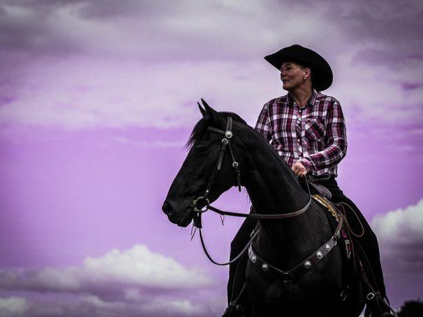 Christina-auf-dem-Pferd